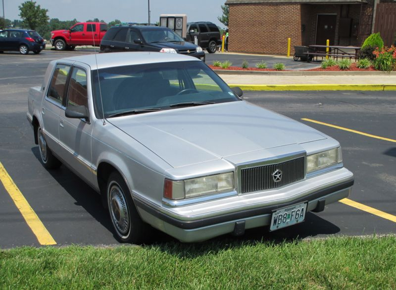 curbside classic 1990 chrysler new yorker salon no it