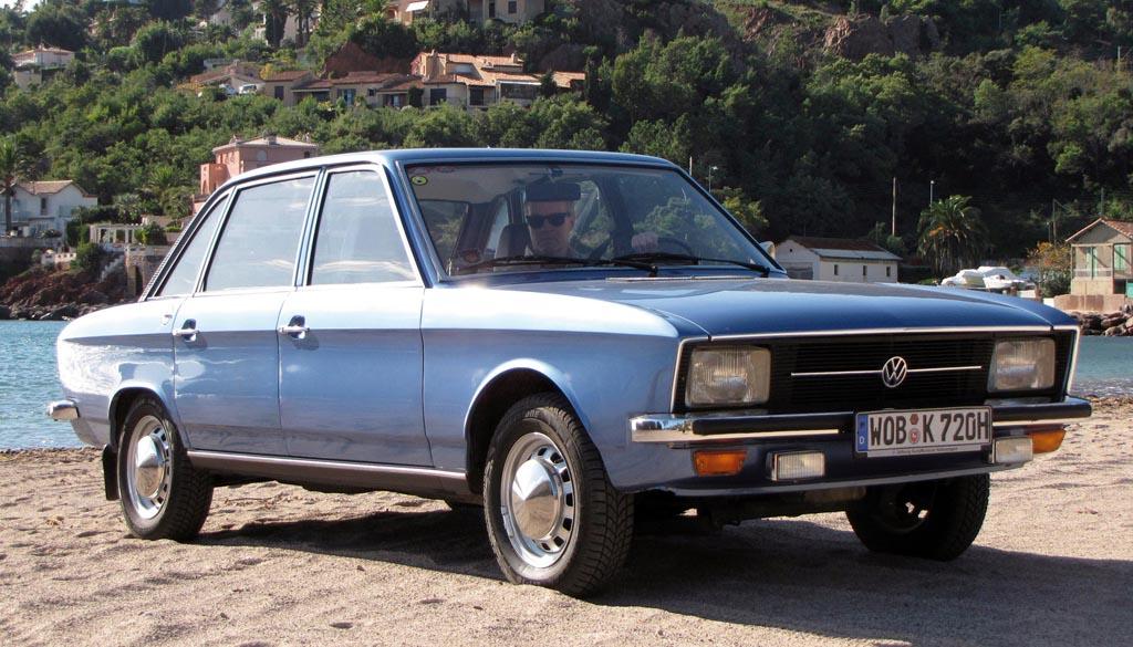 Imcdb Org 1973 Volkswagen K70 Typ 48 In Quot Inspektion