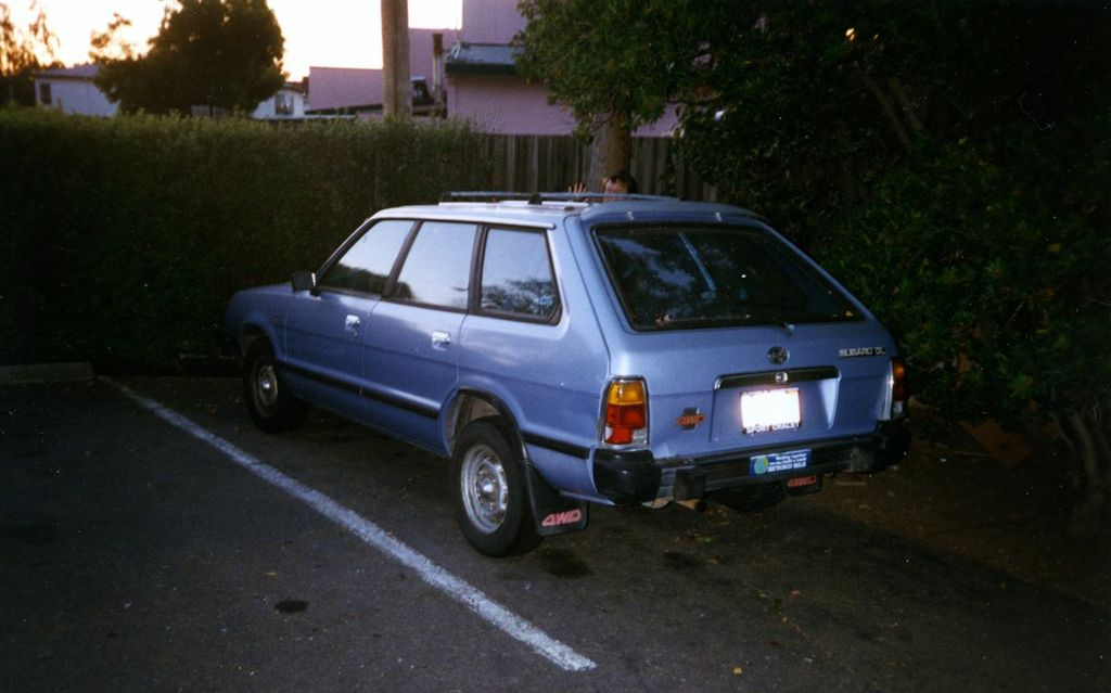 Coal: 1982(?) Subaru Dl 4wd Wagon – Like The Energizer
