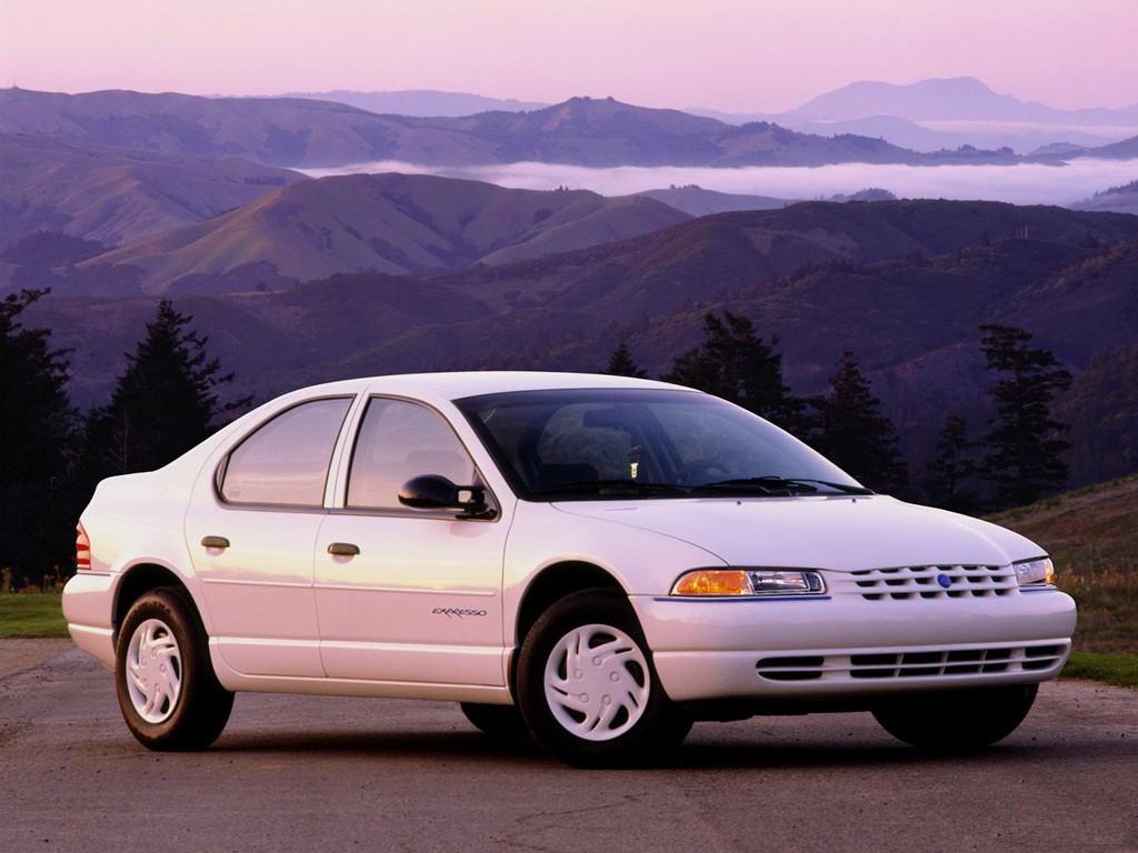 First Gen Plymouth Breeze X on 1999 Chrysler Cirrus