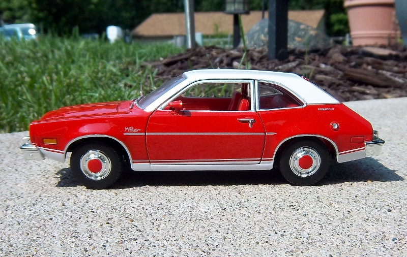 Mini Cc 1974 Ford Pinto Ldo Lido Edition