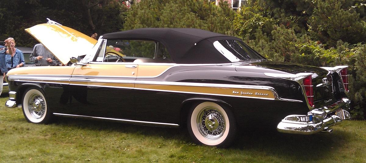 Lucid Dream I 1955 Chrysler New Yorker Deluxe Convertible