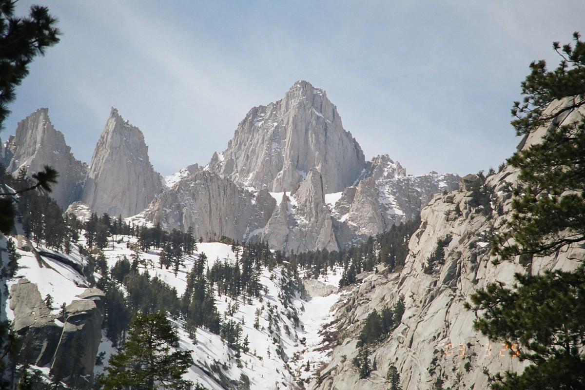 CA Mount_Whitney_2003-03-25