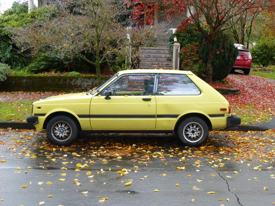 1982 Toyota Starlet For Sale