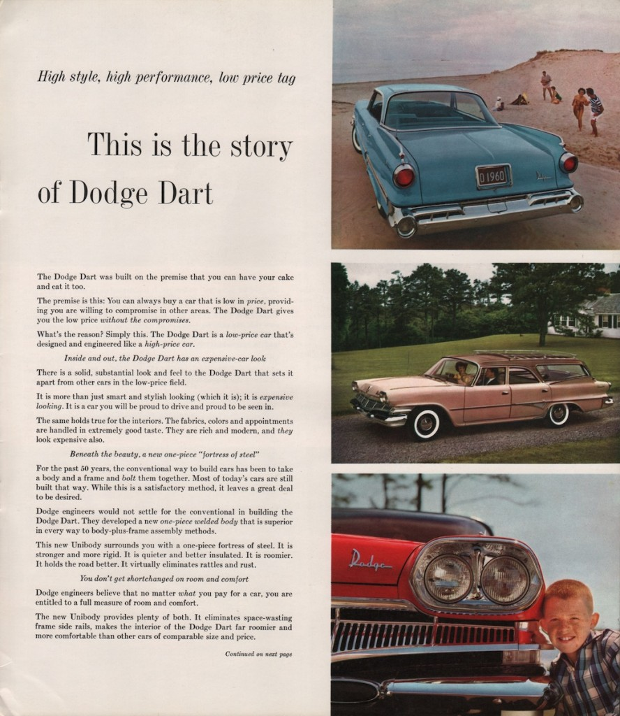 Dodge Dart Brochure 60