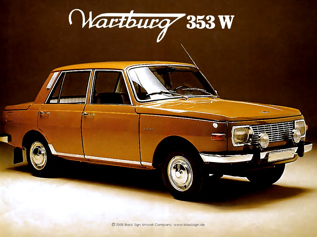 Curbside Classic 1988 1991 Wartburg 353 1 3 The East