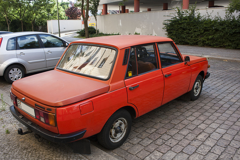 curbside classic 1988 1991 wartburg 353 1 3 the east german audi in more ways than one. Black Bedroom Furniture Sets. Home Design Ideas