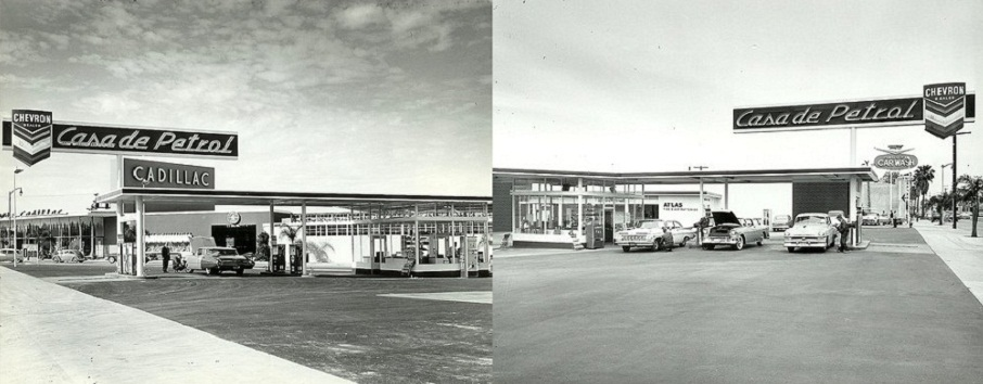 casa de petrol dual906