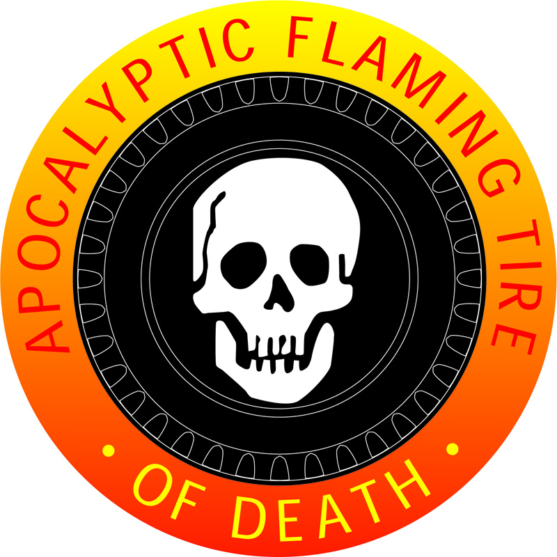 Flaming Tire of Death [Converted]