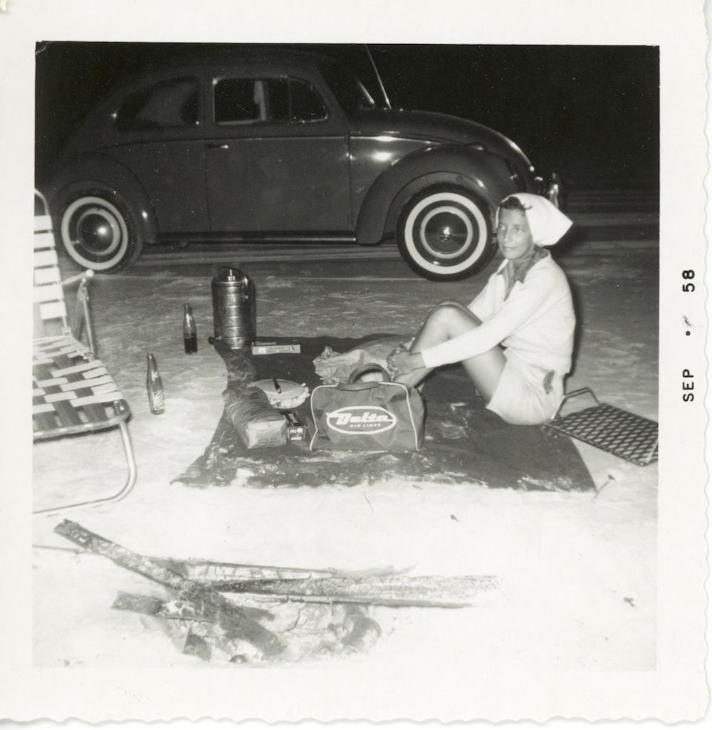 Volkswagen Beetle For Sale Atlanta Ga: COAL: 1958 Volkswagen Type I Deluxe: My First Ride In A Beetle