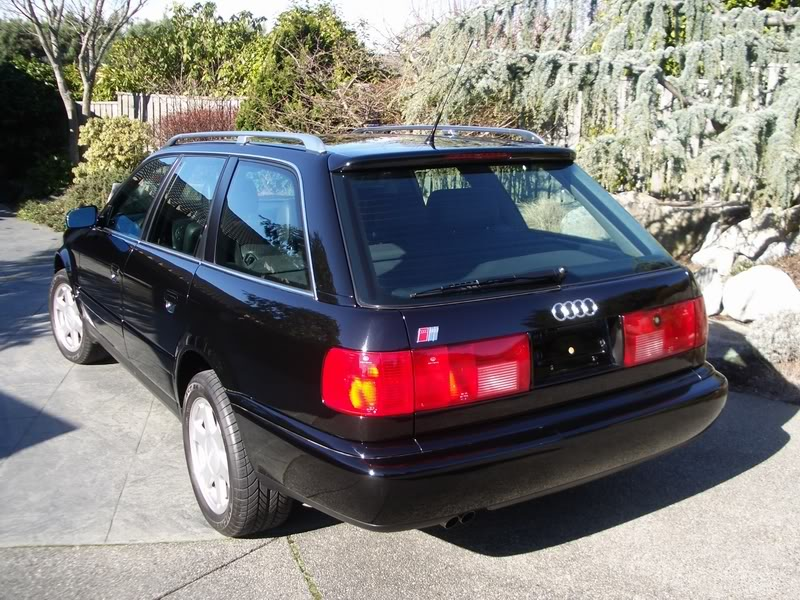 Coal 19955 Audi S6 Avant I Found My Unicorn But Let It Go Free
