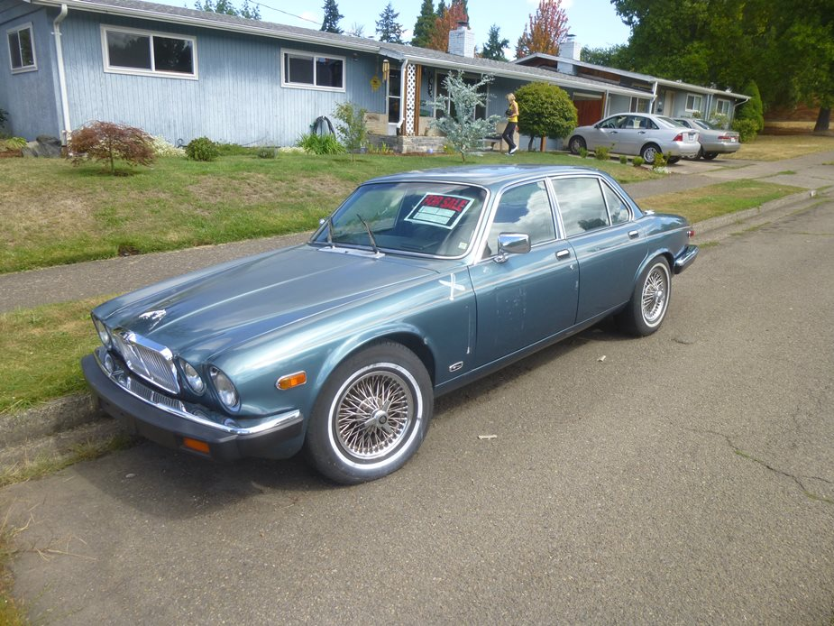 Wire Wheels: Jaguar Xj6 Wire Wheels
