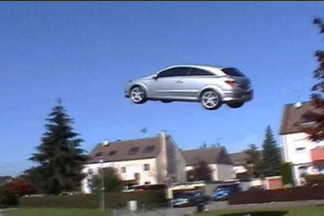 Flying Car astra