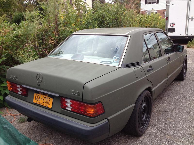 Mercedes 190 2.6 r