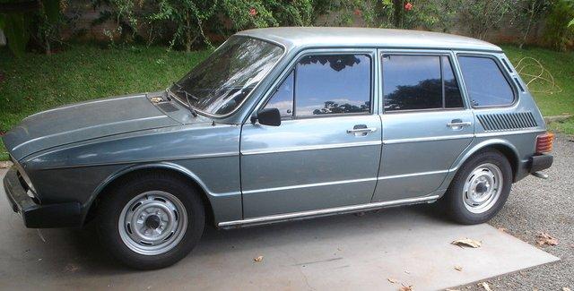 VW Brasilia: Another Alternate Universe Brazilian VW