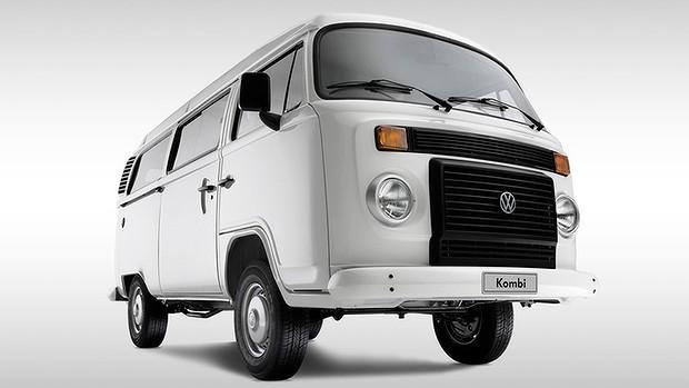VW Brazil Kombi