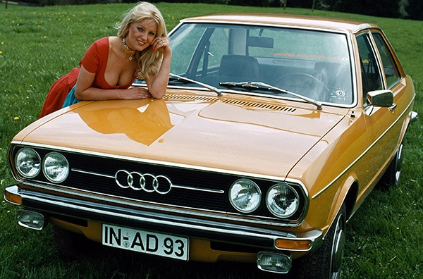 Curbside Classic Audi Fox 80 B1 The Foxy Mother Of