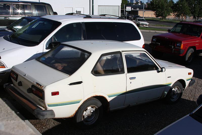 Toyota Corolla Driver Side Mirror