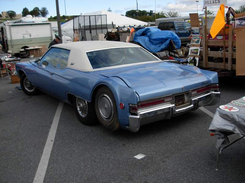 The Mysterious 1971 Buick 6 Wheel Factory Car Or Not So