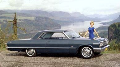 Chevrolet 1963 Impala_SS