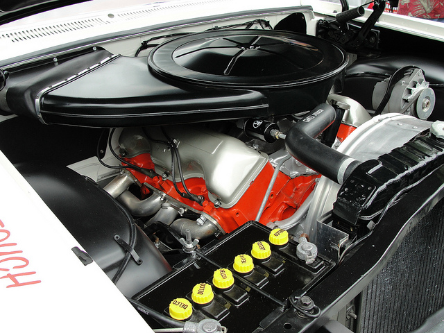 Chevrolet 427 W engine