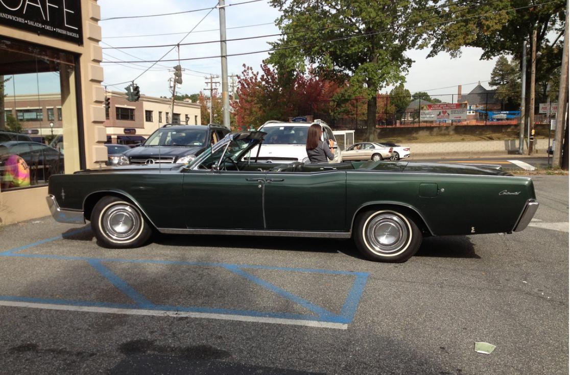 Lincoln 1966 conv s