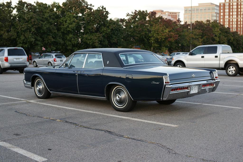 Lincoln 1969 rq