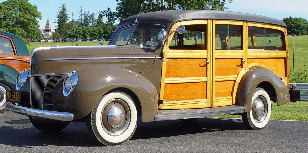 1940 Ford Woodie For Sale Autos Post