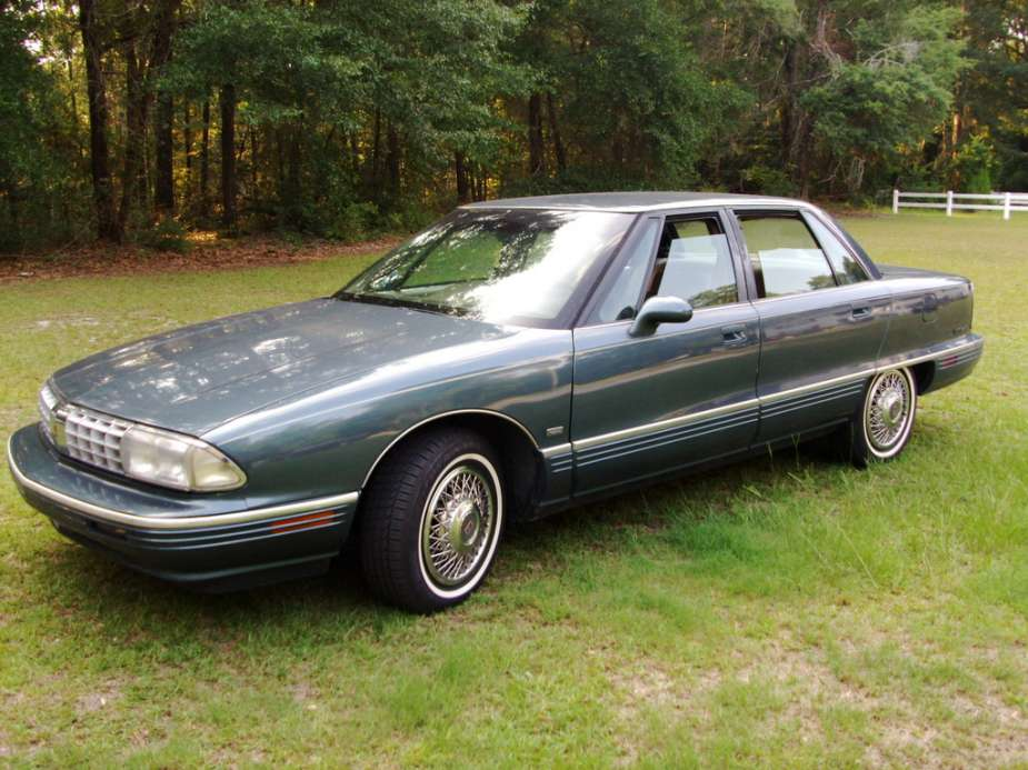 Curbside Classic 1991 Oldsmobile Ninety Eight Gm S
