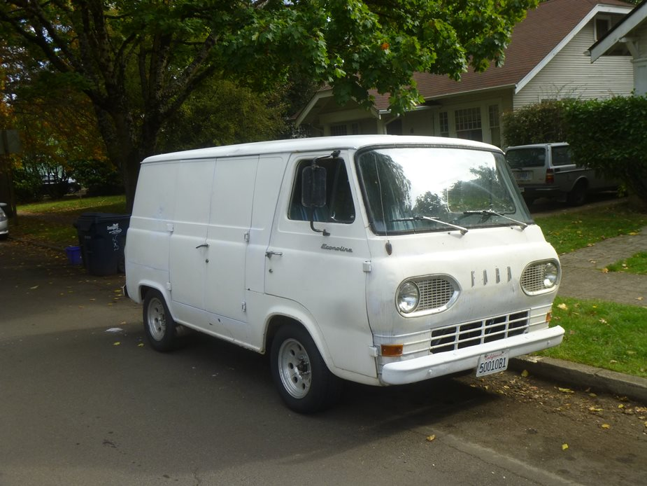 Curbside Classic: 1961-1967 Ford Econoline - The Leader Of ...