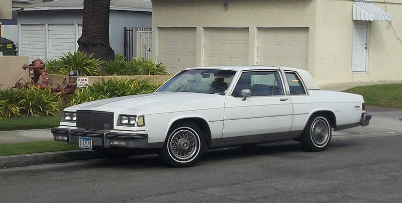 Craigslist 1983 Buick Lesabre   Autos Post