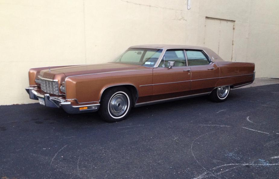 Lincoln 1973 TC sf