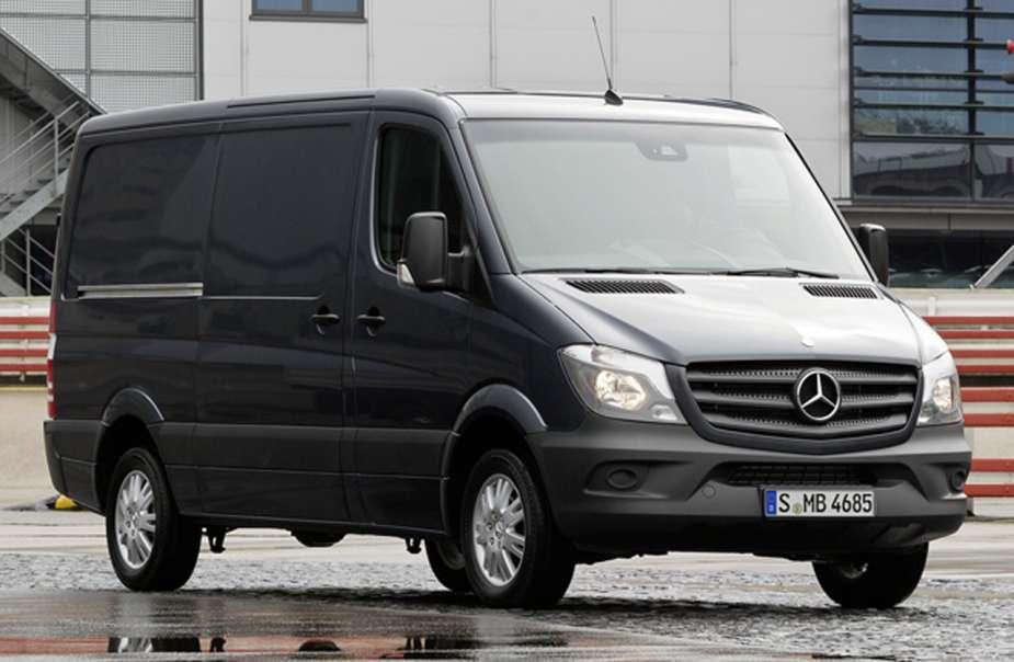 Mercedes 2014 Sprinter-1