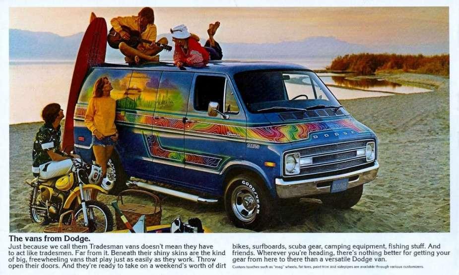 1970s Custom Van For Sale | Autos Post