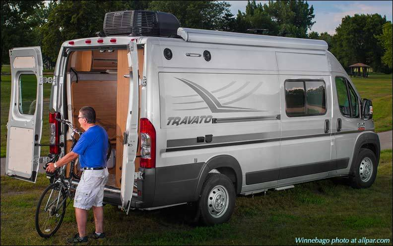 Winnebago travato r