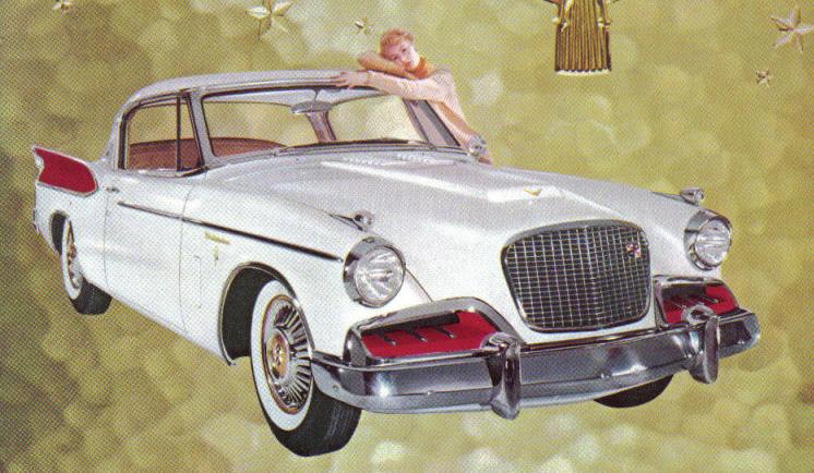 03 1957 Studebaker Golden Hawk
