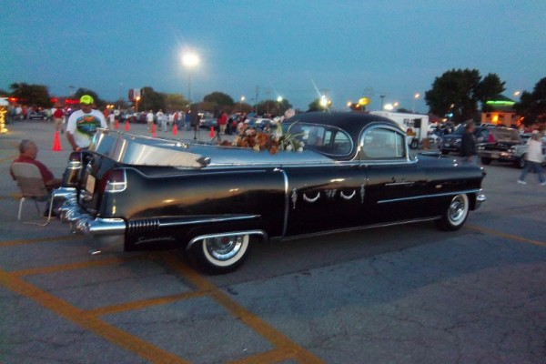 Car Show Capsule 1956 Cadillac Flower Car How S That