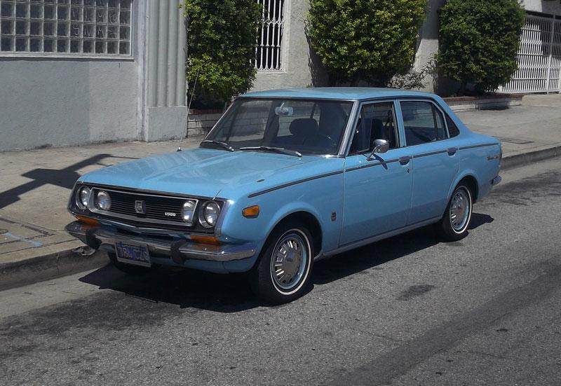 Los Craigslist Cars >> Curbside Classic: 1970 Toyota Corona Mark II- Stodgy, Thy Name is Toyota