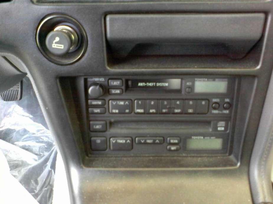 1990 Toyota MKIII Supra Turbo0023