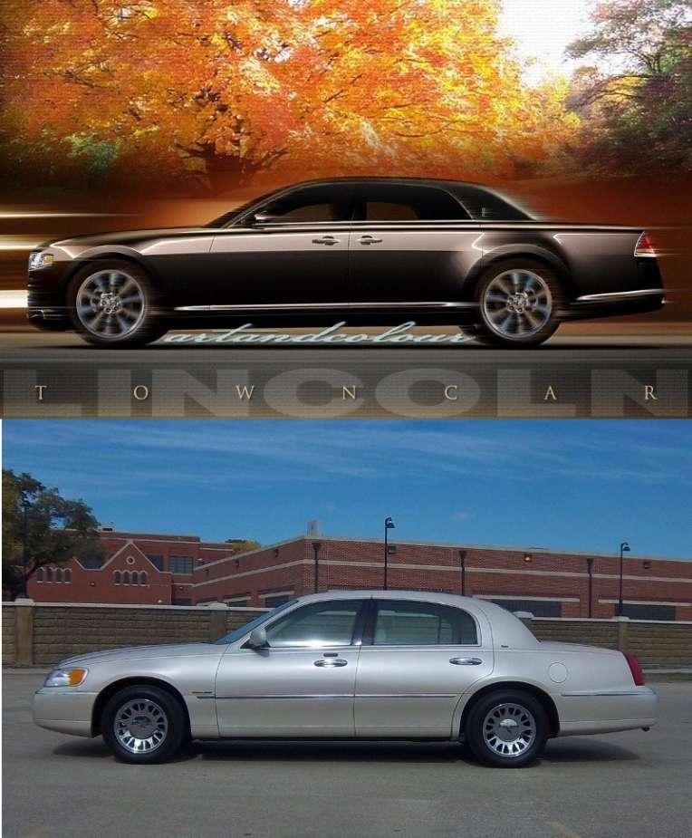 2011 Lincoln Town Car: What If: 2014 Town Car Signature Series