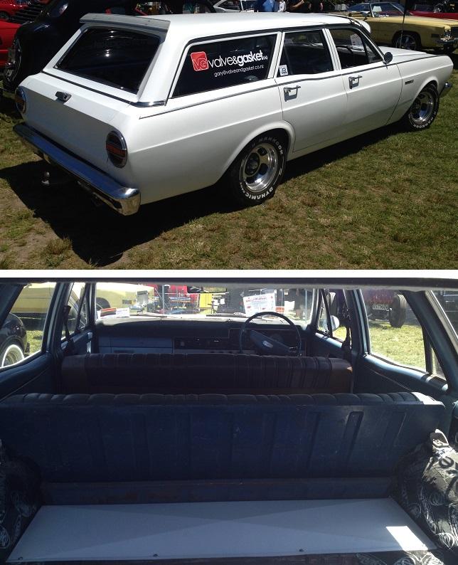 5. 1968-9 XT Ford Falcon