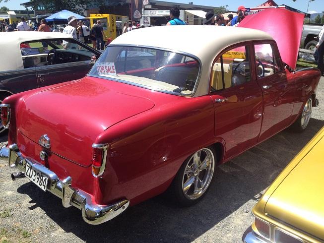 8. 1956 FE Holden Special