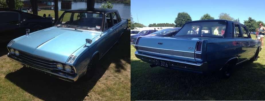 9. 1969 Chrysler VIP