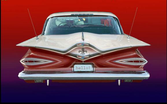 Chevrolet 1959 Paul V. r