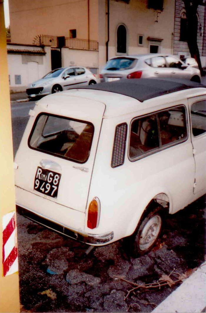 Fiat 500 G 4 001 700