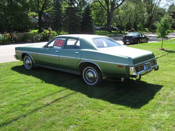 1977 Dodge Monaco – Royal? Not By A Long Shot