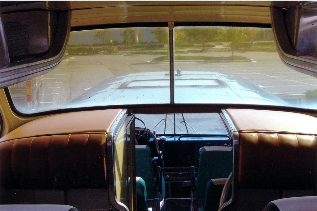 Scenicruiser top window