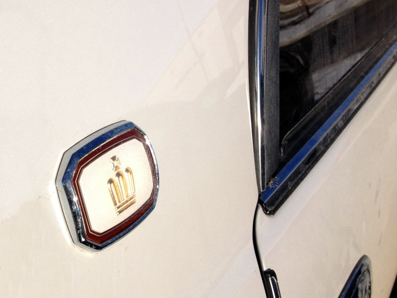 Toyota Crown badge