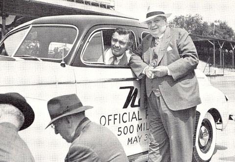 1947NashPaceCar