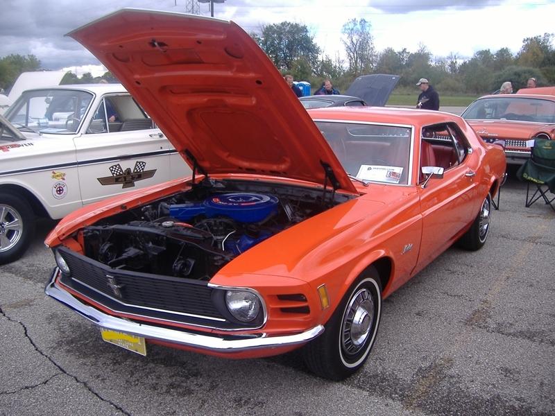 1970 Mustang1